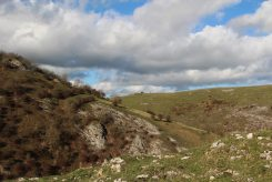 Bunster Hill, from Thorpe Cloud, Dovedale