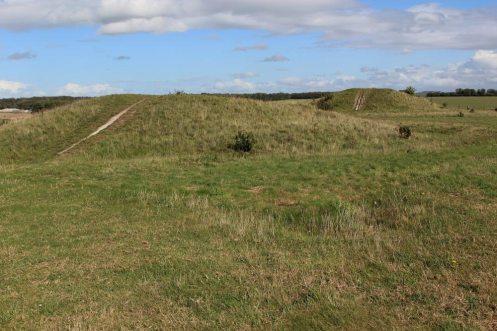 Cursus Barrows, Stonehenge Down, Stonehenge