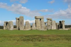 From Counterscarp Bank, Stonehenge
