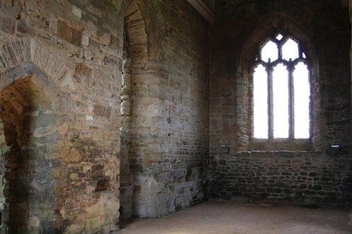 Inside St. Catherine's Chapel, Abbotsbury