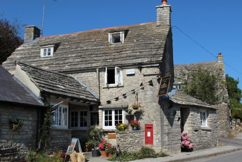 Post Office Cottage Bed and Breakfast, Worth Matravers