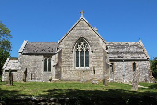 St. Mary's Church, Tyneham