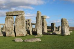 The Great Trilithon and Horseshoe of Sarsen Stones, Stonehenge