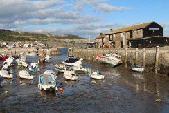 Victoria Pier, The Cobb and Harbour, Lyme Regis