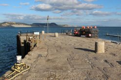 Victoria Pier, The Cobb, Lyme Regis