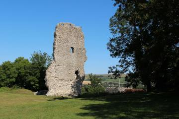 Gatehouse Tower, Bramber Castle, Bramber
