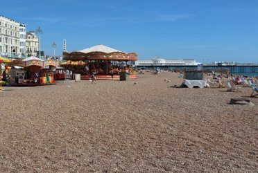 Beach and Brighton Pier, Brighton