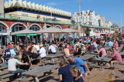Brighton Music Hall, Beach Terrace, Lower Promenade, Brighton