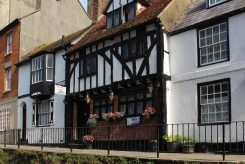 Medieval Lodge Bed & Breakfast, All Saints Street, Hastings