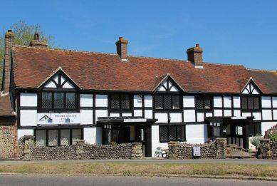 Priory Court Hotel & Tea Rooms, Pevensey