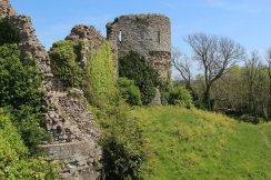 South Tower, Pevensey Castle, Pevensey