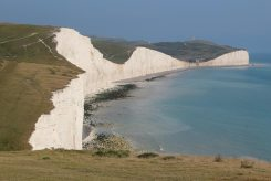 Birling Gap and Belle Tout, from Flagstaff Point, Seven Sisters