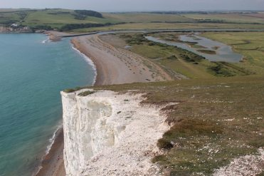 Cuckmere Haven, from Haven Brow, Seven Sisters