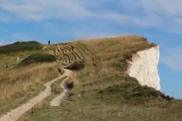 Footpath to Seaford Head, Seaford