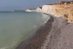 Seven Sisters and beach, Birling Gap