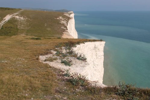 South Downs Way, Cuckmere Haven to Birling Gap, Seven Sisters