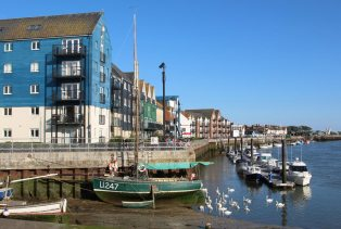 Baltic Wharf, Littlehampton