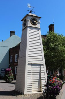 Clock Tower, High Street, Littlehampton