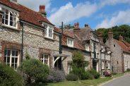 Cottages, Upper Street, East Dean