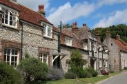 Cottages, Upper Street, East Dean