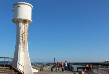 Littlehampton Lighthouse, East Pier, Littlehampton
