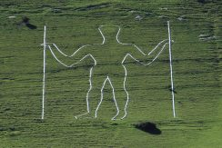 Long Man of Wilmington, Windover Hill, Wilmington