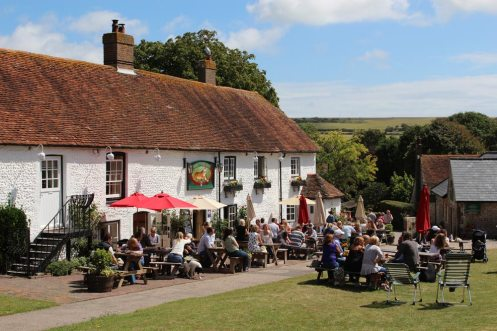 Music Day, The Tiger Inn, East Dean