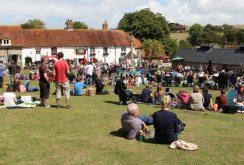 Music Day, Village Green, East Dean