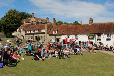 Music Day, Village Green, East Dean