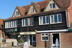 Samphire Restaurant and Shore Cuts, East Wittering