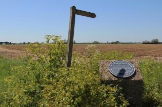 Site of RAF Selsey airfield, World War II, Church Norton
