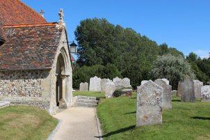 St. Nicholas Churchyard, Itchenor