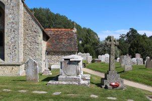 War Memorial, St. Nicholas Churchyard, Itchenor