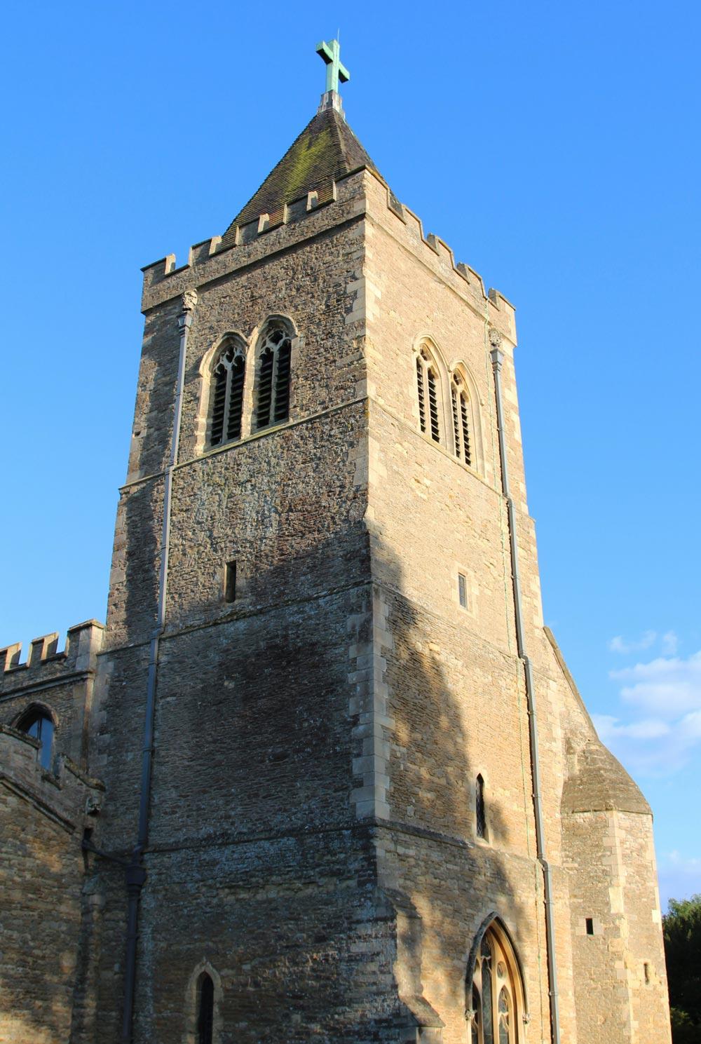 All Saints Church, Turvey