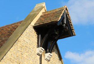 Bell, The Old School, Pavenham