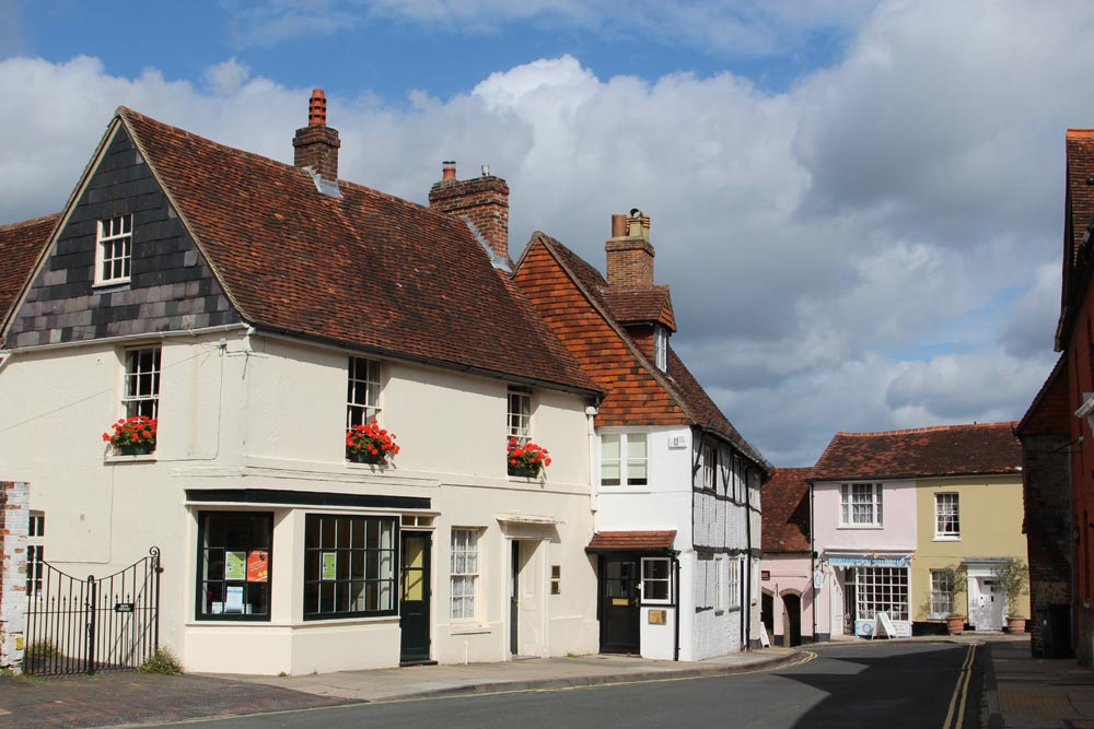 Church Hill, Midhurst