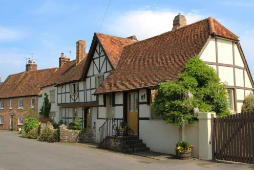 Cottages, Long Crendon