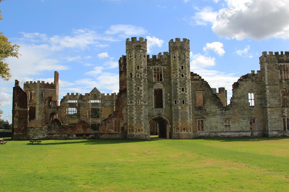 Cowdray House, Midhurst
