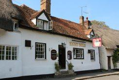 Eight Bells pub, Long Crendon