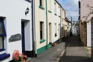 One End Street, Appledore