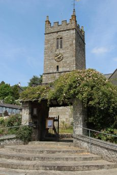 St. John the Baptist Church, Lustleigh