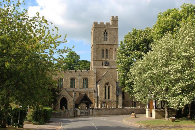 St. Mary's Church, Felmersham