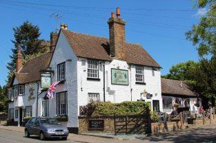 Star and Garter pub, Silsoe
