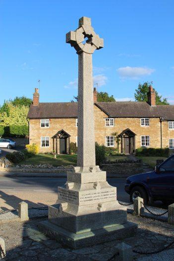 War Memorial, Turvey