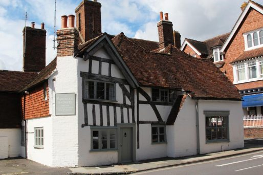 Woodcock Antiques, Tudor Cottage, Petworth