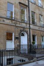 4 Sydney Place, home of Jane Austen, 1801-1805, Bath