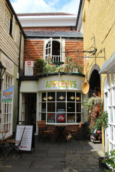 Applebys, Old Hughenden Yard, Marlborough