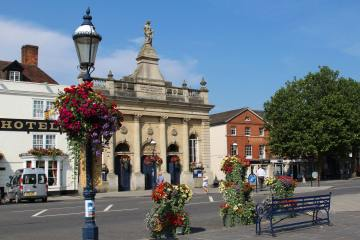 The Corn Exchange, Market Place, Devizes