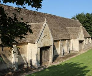 Tithe Barn, Barton Farm Country Park, Bradford on Avon