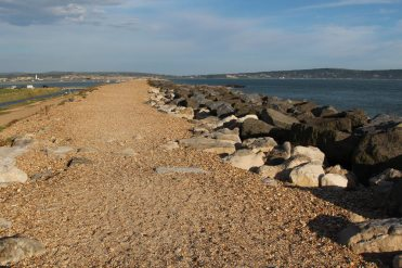 Boulders, Hurst Spit, Milford-on-Sea